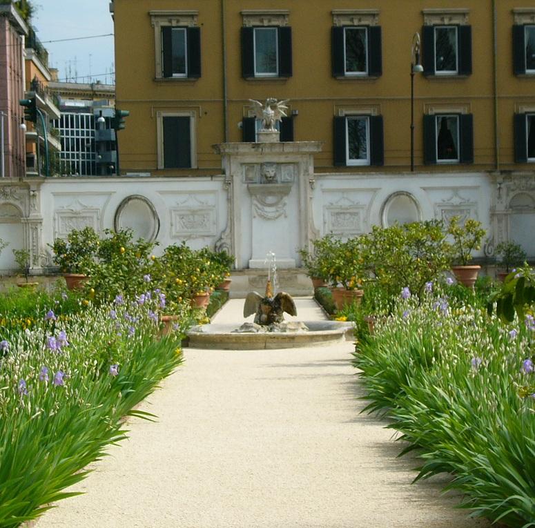 Amenajari gradini Roma 7